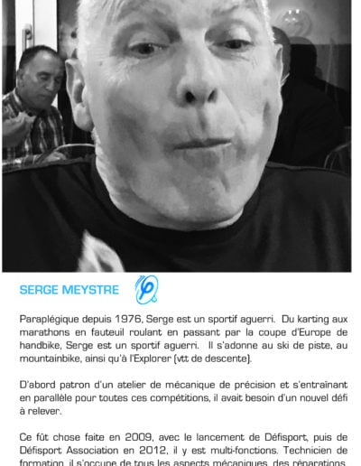 Serge MEYSTRE